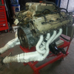 928 Engine Rebuild