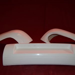 964 / 965 Rear Bumper 3 Piece