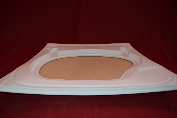 986 Boxster Bootlid inside