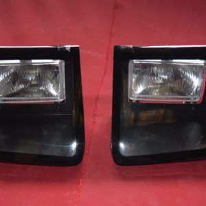 924 GTS front Lights