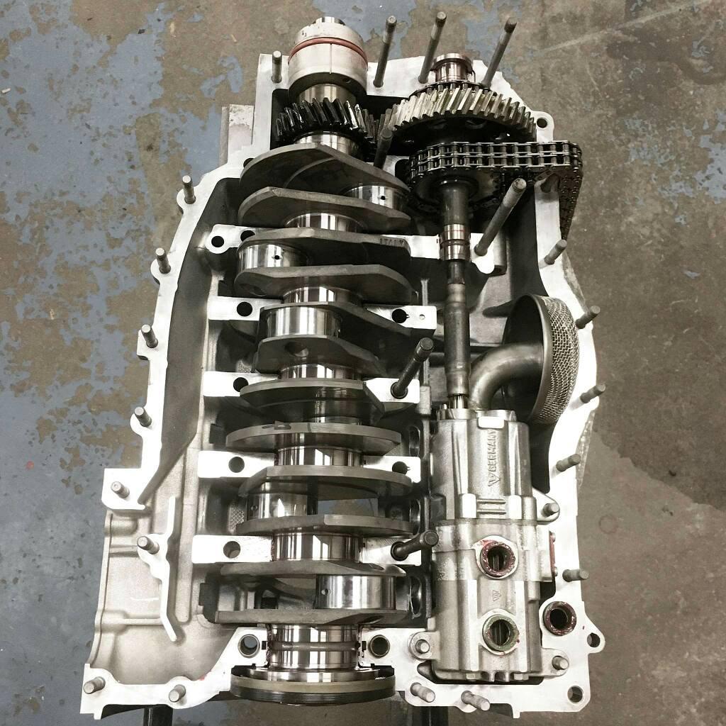 Porsche 996 Engine Hp: 996 Turbo Engine Rebuild