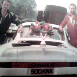 959 Mick and Richard at Oulton