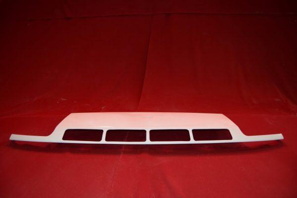 Porsche 924 Turbo Badge Panel