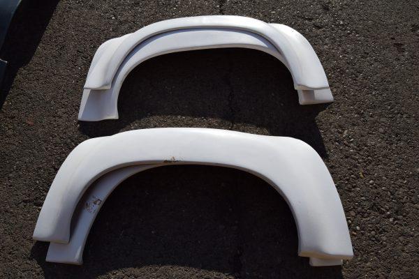 Porsche 916 Rear Arches