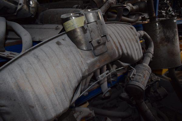 Porsche 986 Boxster 3.2 Exhaust System