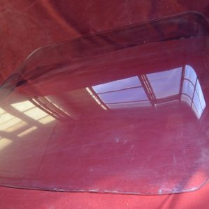 Porsche 924/944/968 Perspex Rear Screen