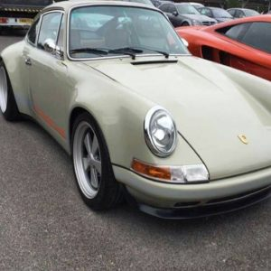 Porsche Singer Style Bonnet