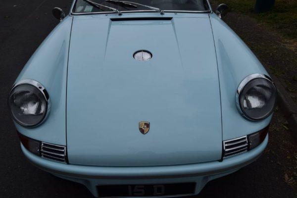 Porsche 911 F Model Centrefill Bonnet
